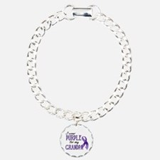 Wear Purple - Grandpa Bracelet