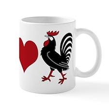 I Heart Cock Mug