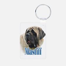 Mastiff(fawn)Name Keychains