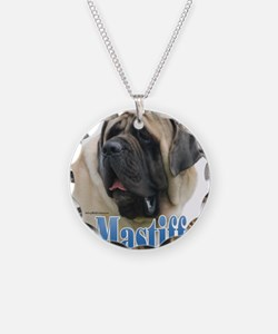 Mastiff(fawn)Name Necklace