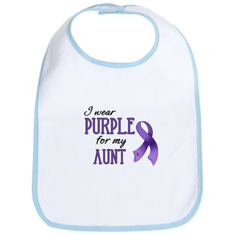 Wear Purple - Aunt Bib