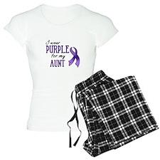 Wear Purple - Aunt pajamas