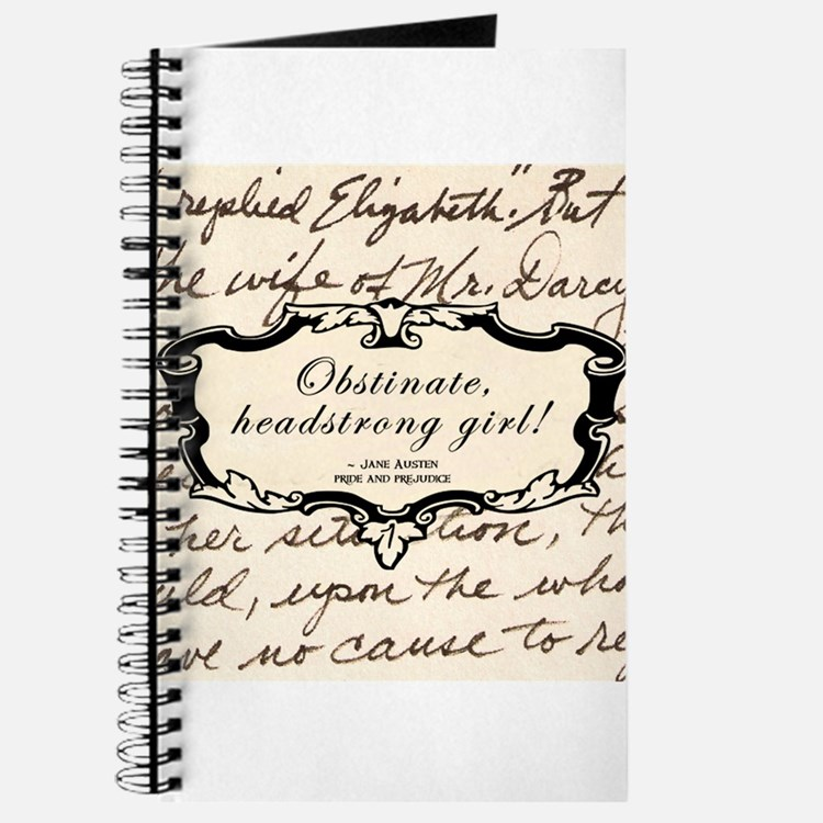 Elizabeth Bennett Journal