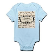 Elizabeth Bennett Infant Bodysuit