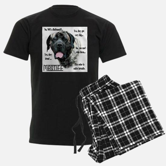 Mastiff(brindle)FAQ pajamas
