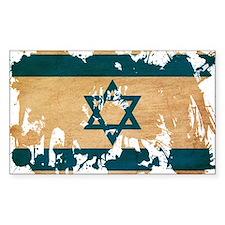 Israel Flag Decal