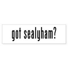 GOT SEALYHAM Car Car Sticker