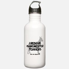 I RESCUE Manchesters Water Bottle