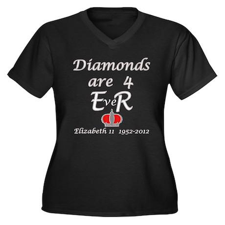 Queens jubilee 2012 diamonds are forever Women's P