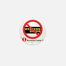 Western Union Novio Mini Button