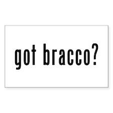 GOT BRACCO Decal