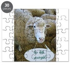 Go Felt Yourself Puzzle