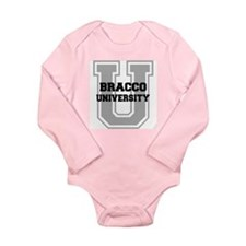 Bracco UNIVERSITY Long Sleeve Infant Bodysuit