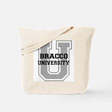 Bracco UNIVERSITY Tote Bag