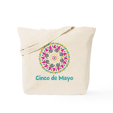 Cinqo de Mayo Tote Bag