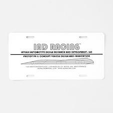 Cute Development Aluminum License Plate