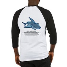 Cute Shark logo Baseball Jersey