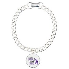 Wear Purple - Niece Bracelet