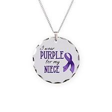 Wear Purple - Niece Necklace