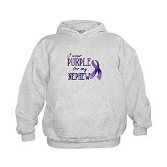 Wear Purple - Nephew Hoodie