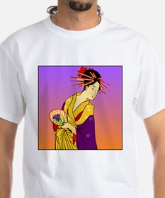 Geisha Girl Shirt