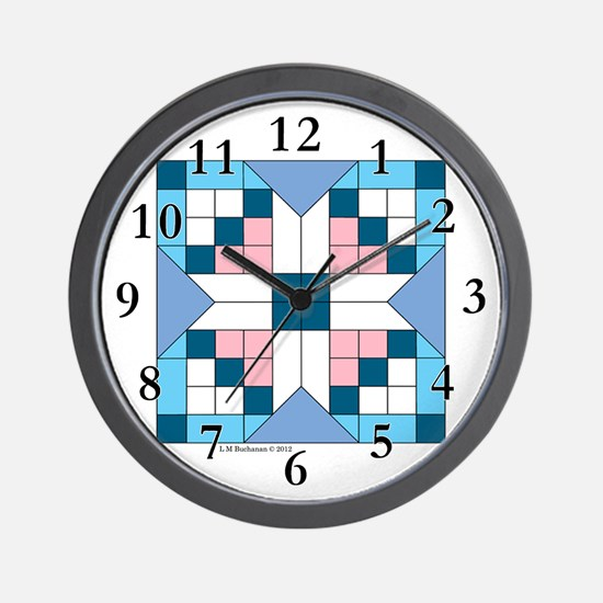 Granny's Favorite Wall Clock