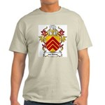 Van Voorst Coat of Arms Ash Grey T-Shirt