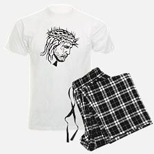 Jesus Face pajamas