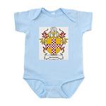 Vermeulen Coat of Arms Infant Creeper