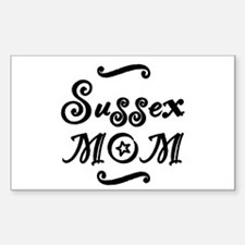 Sussex MOM Decal
