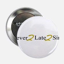 """Cute Late late show 2.25"""" Button"""