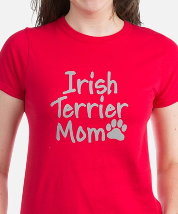 Irish Terrier MOM Tee