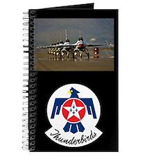Thunderbirds Taxi Back Journal