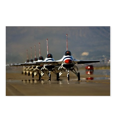 Thunderbirds Taxi Back Postcards (Package of 8)