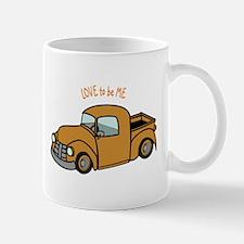 OLD TRUCK Mug