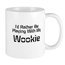 I'd Rather Be Playing With My Mug