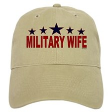 Military Wife Baseball Cap