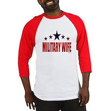 Military Wife Baseball Jersey