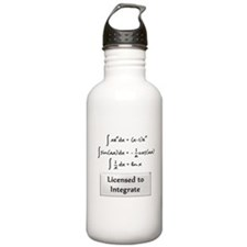 Licensed to Integrate Water Bottle