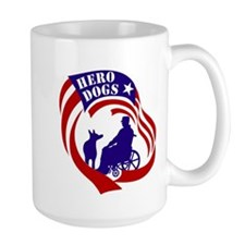Hero Dogs Gear and Garments Mug