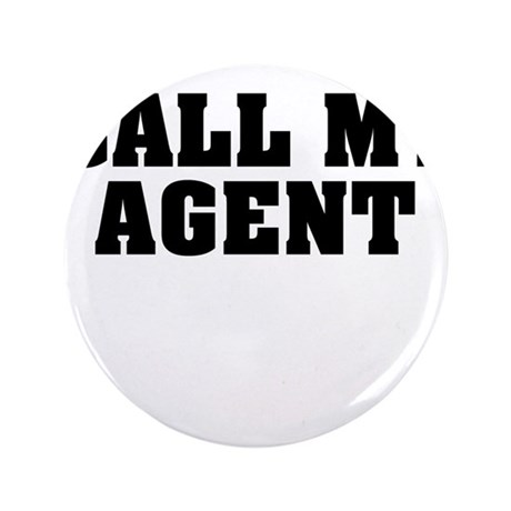"Call My Agent 3.5"" Button (100 pack)"