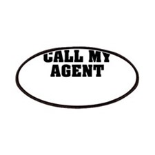 Call My Agent Patches