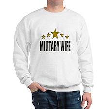 Military Wife Sweater