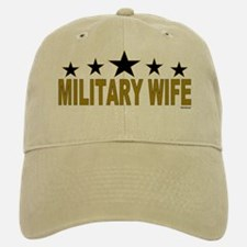 Military Wife Baseball Baseball Cap