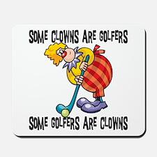 Funny Golf Mousepad