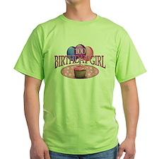 Birthday Girl 100th T-Shirt