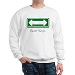 Both Ways Sweatshirt
