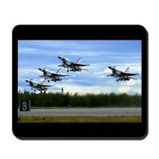 Thunderbirds Take Off Mousepad