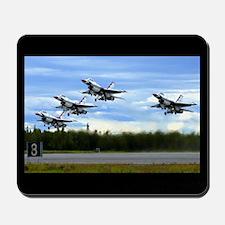 Thunderbirds Take Off Mousepad
