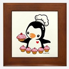 Bake a Cupcake Framed Tile